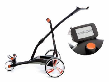 budget golfstream vision elektrische golftrolley