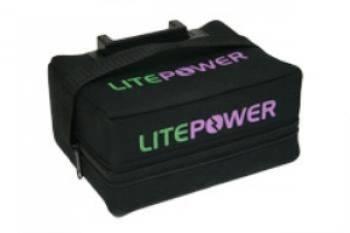 universeel golftrolley lithium accu