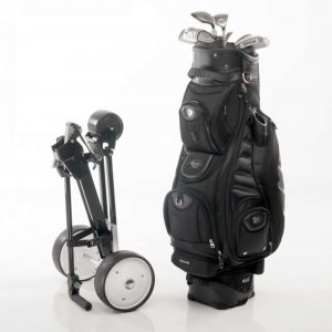 Compactcaddy golftrolley