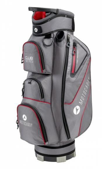 Motocaddy golftas club series Rood