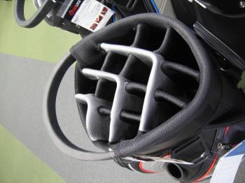 Motocaddy golftas voor de professionele golfer