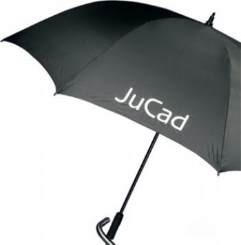 zwarte Jucad paraplu