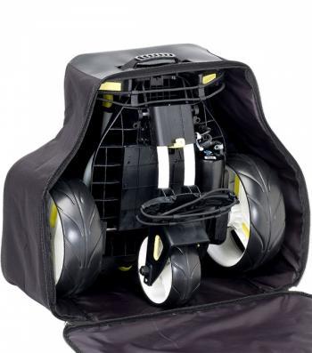 Motocaddy transportas m serie
