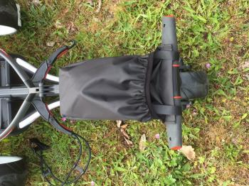 Opbergtasje voor stuur van Motocaddy Golftrolley