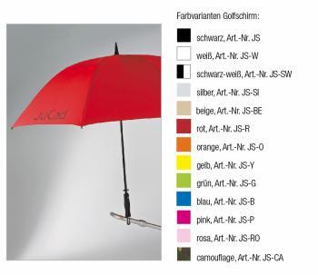 jucad paraplu kleuren