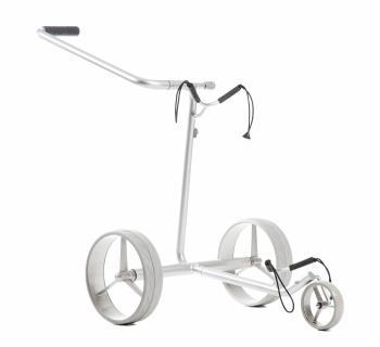 Justar Silver elektrische golftrolley