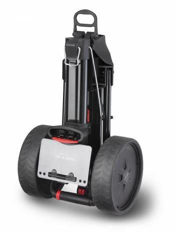 Klick N Go elektrische golftrolley met cruise control functie