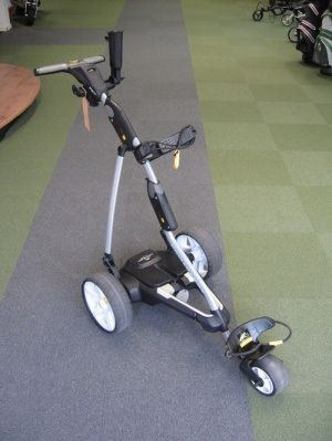 2de hands golftrolley en occasion golftrolley