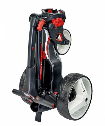 Motocaddy M1 elektrische golftrolley