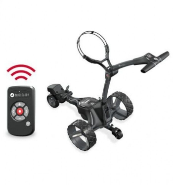 Motocaddy M7 elektrische golftrolley