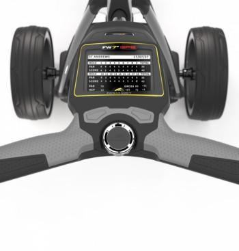 Powakaddy fw 7 met GPS
