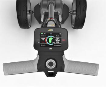 Powakaddy GPS golftrolleys