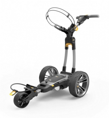 Powakaddy new CT serie elektrische golftrolleys